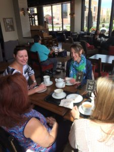 Coffee Talk May 2016